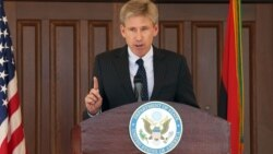 Ambasadorul Chris Stevens