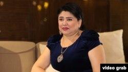 Узбекская певица Дильфуза Исмаилова, выпустившая восхваляющий Мирзияева клип под названием «Пусть будет здоров султан этой красивой земли».