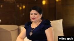 Uzbek singer Dilfuza Ismoilova (file photo)