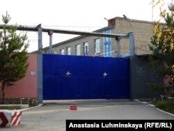 Исправительная колония №33 в Саратовской области России, где отбывал заключение Сергей Хуторной