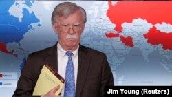 Советник президента США по национальной безопасности Джон Болтон.