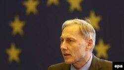 فرانس مایکل ملیبن سفیر اتحادیه اروپا در افغانستان