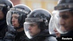 Полиция в Москве (архивное фото)