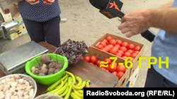 Вартість помідорів у Станиці Лаганській