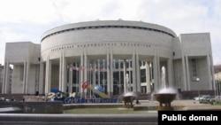 Российская национальная библиотека, Петербург