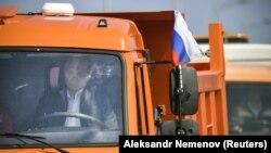 Путин пули байни Русия ва Қримро убур кард. 15 май, 2018