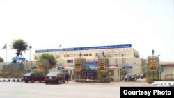 A file photo of Peshawar airport