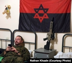 Натан Хазін – екс-радник начальника генштабу ЗСУ, аеророзвідник (архівне фото)