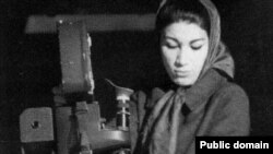 Forough Farrokhzad (1935 - 1967)