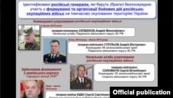 Один із інформаційних матеріалів, представлених СБУ ще в серпні щодо участі Збройних сил Росії в бойових діях на Донбасі
