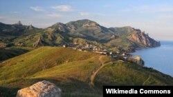 Карадаг, Крим