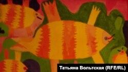 Работа Кирилла Шмыркова