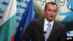 UN envoy to Iraq Nickolay Mladenov