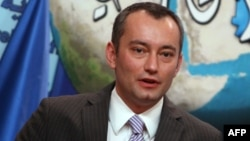 رئيس بعثة الأمم المتحدة لمساعدة العراق (يونامي) نيكولاي ملادينوف