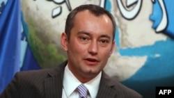 الممثل الخاص لأمين عام الأمم المتحدة الجديد في العراق نيكولاي ملادينوف
