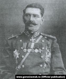Николай Пепеляев