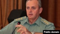 Глава Генштаба Украины Виктор Муженко