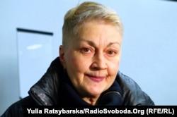 Ольга Батюк, донька Василя Макуха. Дніпро, 6 листопада 2018 року