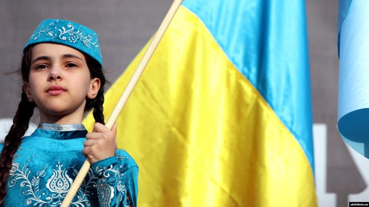 После аннексии Крыма изучение крымскотатарского языка постоянно сокращается €? аналитики
