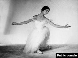Кубинская балерина Мирта Пла