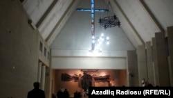 «Müqəddəs Məryəm» katolik kilsəsi