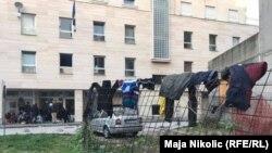 Jašarević: U ovoj krizi smo se jako izgubili (na fotografiji: migranti u Tuzli)