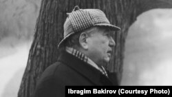 Чингиз Айтматов.