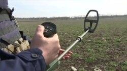 На Донбасі понад 4000 мін та снарядів знешкодили сапери на полях від початку року (відео)