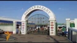 """Aşgabadyň """"Daýhan bazary"""""""