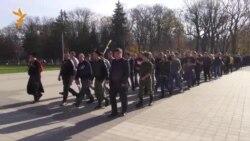 Русский марш в Краснодаре