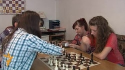 In Bosnia, Three Teen Chess Champions Under One Roof