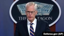 د امریکا دفاع سرپرست وزیر کریستوفر میلر