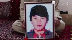 عنایتالله با عالمی از امیدها از جاغوری به کابل آمده بود