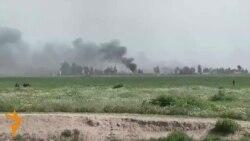 تقدم القوات في ناحية بشير بمحافظة كركوك