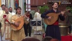 У Гданську відкрили пам'ятник Володимиру Великому. Другий в ЄС