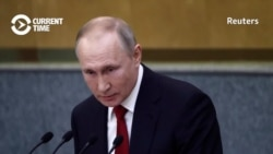 Watch Putin Talk About Not Changing The Constitution. Now He Says It's OK.