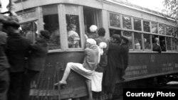 Ташкентский трамвай, 1930-е