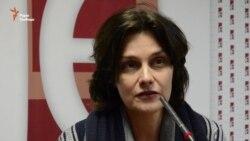 У Києві презентували «Мабуть Естер» Каті Петровської
