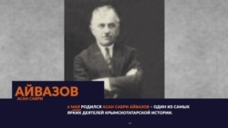 Asan Sabri Ayvazovnıñ doğğanına 140 yıl | Tuğra (video)