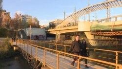 Mitrovica: Ipak preko mosta