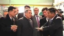 Татарстан президенты Төньяк Корея белән хезмәттәшлек башламакчы