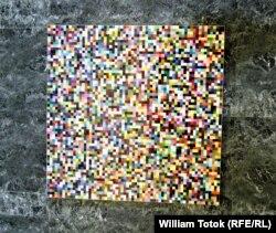 Expoziţie Gerhard Richter, Noua Galerie Naţională, 2012
