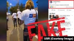 Video clip făcut de PSD împotriva USR