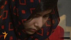 Teenage Activist Malala Appears In Video