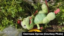 Экскурсия по помойке. Красноярк. 2020 г.
