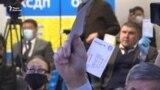 Решение бойкотировать. ОСДП обвиняет Аблязова, Аблязов — ОСДП