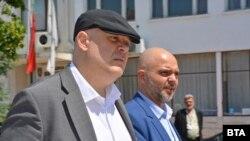 Иван Гешев и главният секретар на МВР Ивайло Иванов посетиха Ябланица по повод полицейска операция срещу битовата престъпност