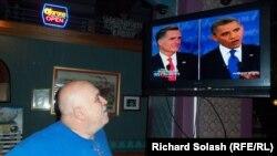 Во время трансляции дебатов