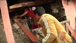 Непал борется с последствиями землетрясения