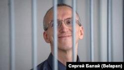 Канстанцін Бурыкін у судзе, 2017 год